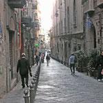 Unterwegs in Neapel