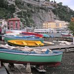 Boote im alten Hafen