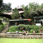 Heisse Quellen von Banjar