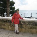 Am Lungormare in Bari