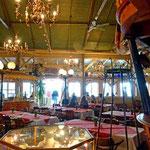 Innen ein Restaurant