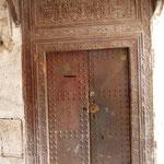 Die Haustüren erzählen Geschichten