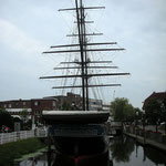 Touristen-Information in Papenburg
