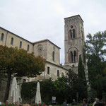 Die Piazza in Ravello