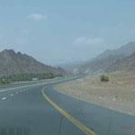 Unterwegs durch die Wüste