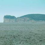 Capo Caccia von Alghero aus