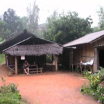 Etappenziel Dorf