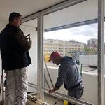 Altbausanierung Fenster Montage München