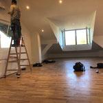Wohnung Modernisierung