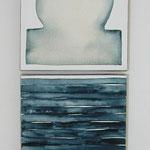 """Mind"" - 60 x 30 cm (diptiek)"