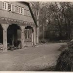 Der Garbers-Hof im April 1963
