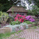 Garbers Hof Undeloh - Gartenlaube