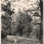 Die St. Magdalenen-Kirche ca. Ende der 50er Jahre