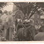 Dorffest in Undeloh 1963
