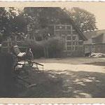 Der Garbers-Hof Ende der 1940er Jahre