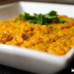 Karotten-Ingwer-Kokossuppe