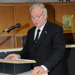 Manfred Schmitt, Ehrenpräsident Landesverband Saar