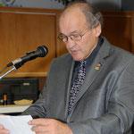 Jos Wolf, Präsident des Luxemburger Verbandes
