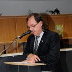Wolfgang Sander, 2. Vorsitzender BSV Hülzweiler