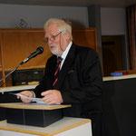 Ortsvorsteher Ernst Peter Hirschmann