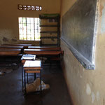 Klassenraum in Maapera