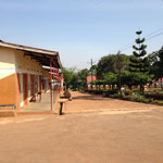 Schulhof in Maapera