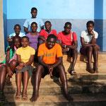 Alle von Jason Edwards und MUKISA unterstützte Kinder