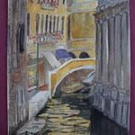 Nr 39, Venedig, Aquarell, 32 * 24 cm