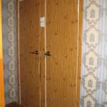 Фото 1.3. Сантехнические двери. Общий план (так было).