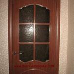 3.2. Установка межкомнатной одностворчатой двери (общий вид)