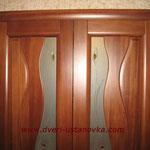 Фото 1.3. Межкомнатные распашные двери.