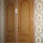 Фото 1.3. Установка дверей в ванной и туалете. Общий план.