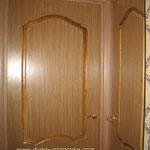 Фото 1.13. Установка межкомнатных дверей в смежные помещения (вид 1).