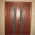Фото1.1. Межкомнатные распашные двери.