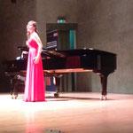"""Laura Martínez del Río (""""Quando me'n vo"""" i """"La canción del ruiseñor"""""""
