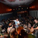 Soirée Africa Roots sur la Péniche Cinéma dans le parc de La Villette
