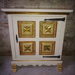 Dorados, restauración de muebles