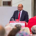 Heidelberg: Martin Schulz im Wahlkampf (2017)