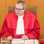 Andreas Voßkuhle, Präsident des Bundesverfassungsgericht - Urteilsverkündung
