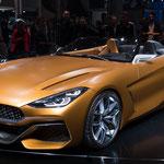 IAA 2017: BMW Z4 Concept