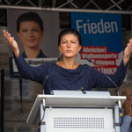 Mannheim: Sahra Wagenknecht im Wahlkampf (2017)
