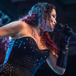Tarja Turunen im Substage in Karlsruhe (Germany) 2018