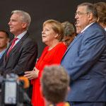 Heidelberg: Angela Merkel beim Wahlkampf (2017)