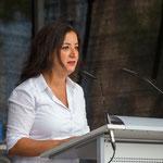 Mannheim: Gökay Akbulut im Wahlkampf (2017)