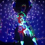Lasershow in München