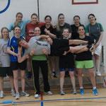 Teamfoto (Turnhalle Schönau 1, Thun).