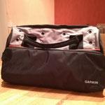 Ein geräumige Tasche zum Verstauen wurde mitgeliefert