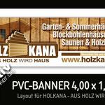 Banner Holzkana