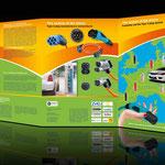 ZVEI, Zentralverband Elektroindustrie - Konzeption, Layout und Fotografie Flyer zum Thema Elektromobilität