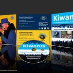 Cover und CD für Kiwanis Deutschland © Stefan Ellbrück